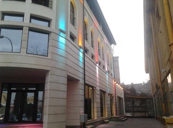 Construire Centru de Afaceri in municipiul Dej destinat IMM, Cluj