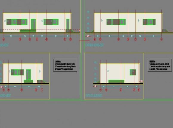 Construire Imobil Spalatorie si Centrala Termica, Constanta