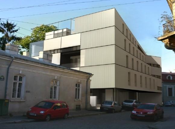 Imobil Apartamente 2S+P+3E+4R, Str. Aaron Florian, Bucuresti