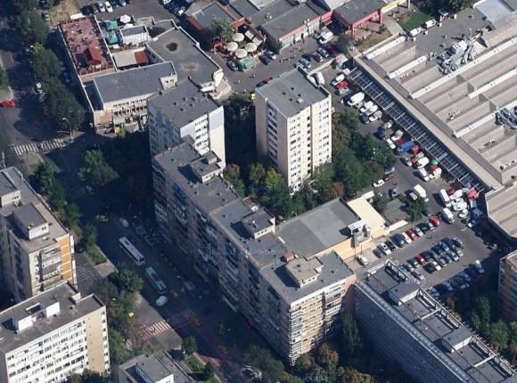 Imobil de locuinte S+P+9, Str. Straduintei, Bucuresti