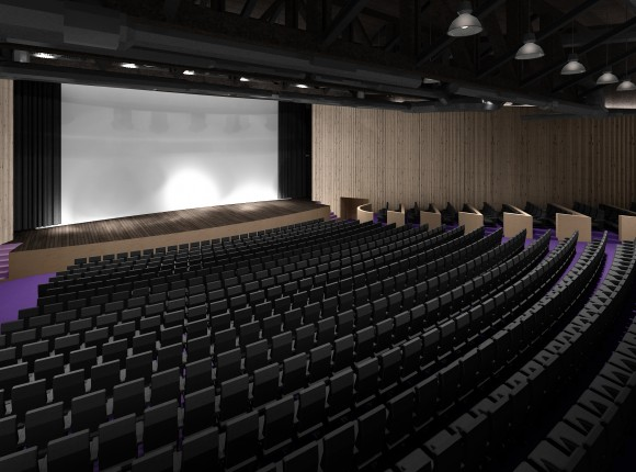 Centru multifunctional educativ pentru tineret in imobil existent – Cinematograful Republica, Constanta