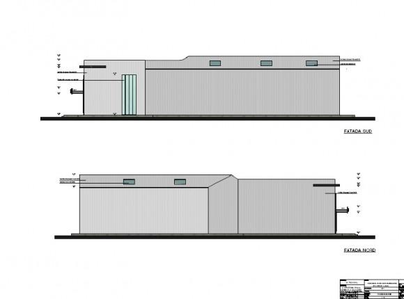 Construire Hala productie organe de asamblare, municipiul Tulcea, judetul Tulcea