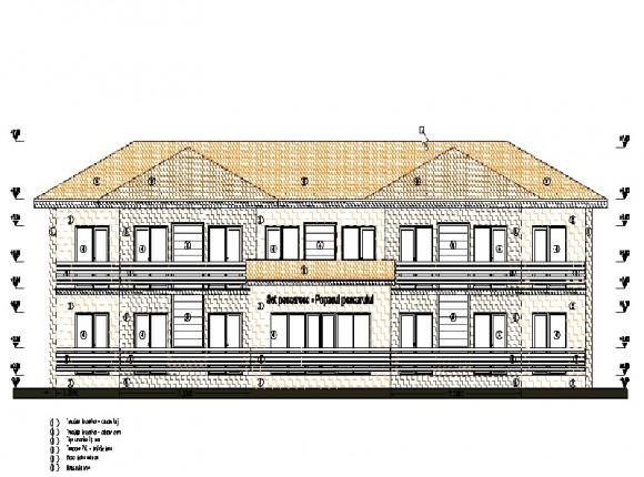 Construire vila turistica cu regim de inaltime D+P+1, 23 August, judet Constanta