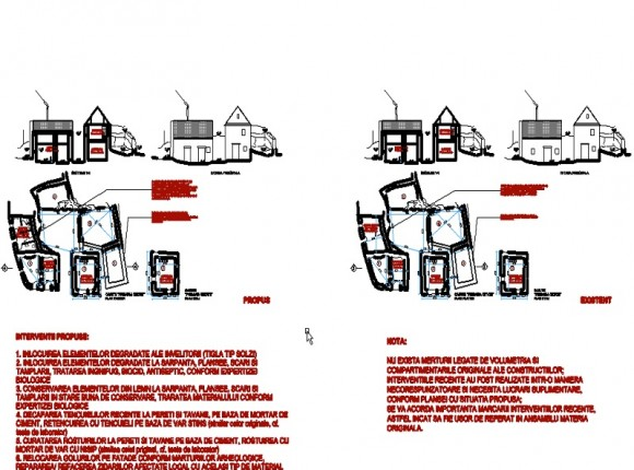 Restaurarea si Valorificarea Potentialului Cultural si Turistic, Crearea Infrastructurilor Conexe – Cetatea Rasnov, Brasov